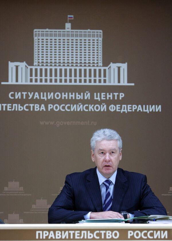 Serguei Sobianin, el posible nuevo alcalde de Moscú - Sputnik Mundo