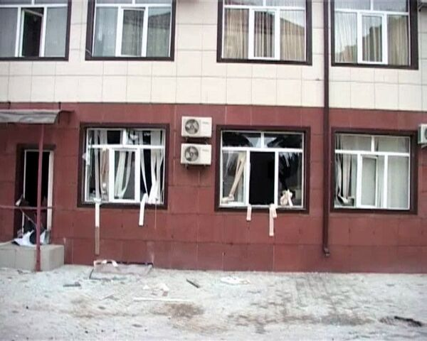 Terroristas atacan el Parlamento de Chechenia - Sputnik Mundo