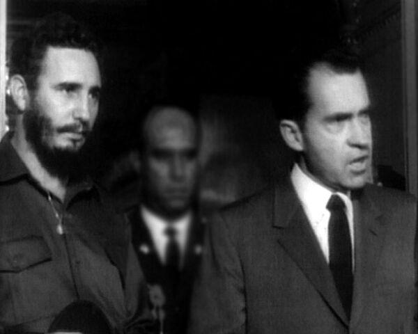 Hace 50 años, el 19 de octubre de 1960, el Gobierno de los Estados Unidos impuso un embargo comercial contra Cuba. - Sputnik Mundo