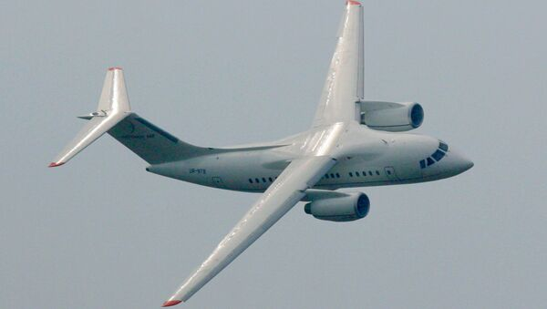 An-148 (archivo) - Sputnik Mundo