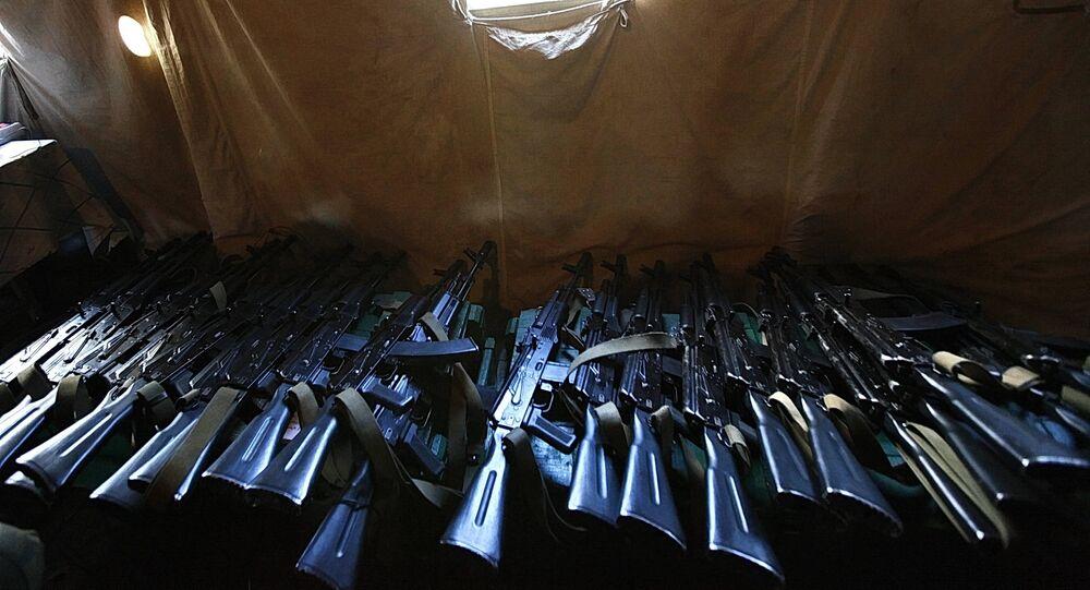 Armas de fuego (archivo)