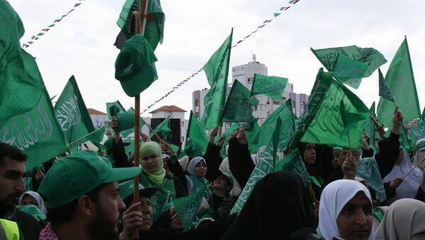 Movimiento islamista Hamas - Sputnik Mundo