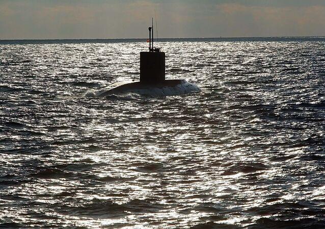 El poderoso dron submarino ruso podría ser verdad