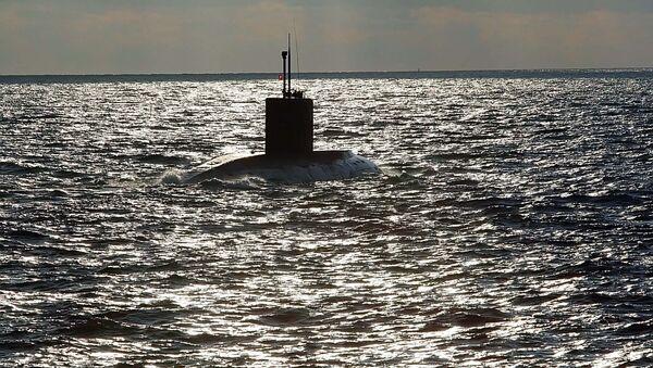 Dos submarinos nucleares regresarán a la Flota del Pacífico tras ser reparados - Sputnik Mundo