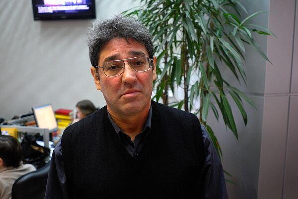 Armando Pérez - Sputnik Mundo