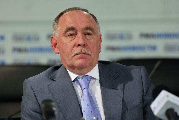 Director del Servicio Federal ruso de Control de Drogas, Víctor Ivanov - Sputnik Mundo