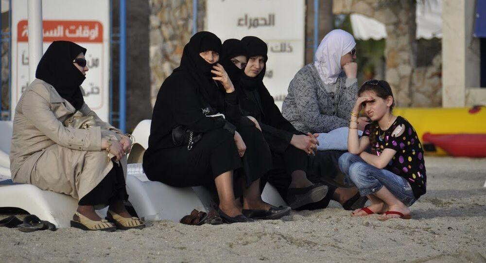 Las mujeres  del mundo musulmán