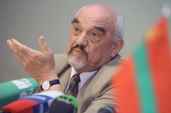 El máximo líder de Transnistria Ígor Smirnov - Sputnik Mundo