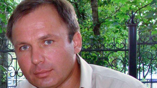 Konstantín Yaroshenko - Sputnik Mundo