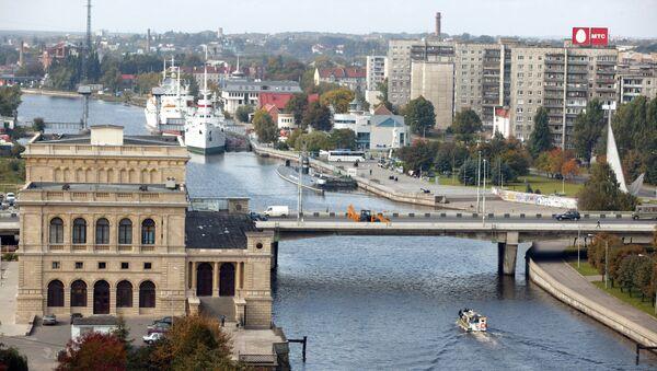 Una vista de Kaliningrado - Sputnik Mundo