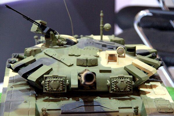 Rusia en la Feria de Armamento INDO Defence 2010 Expo&Forum - Sputnik Mundo