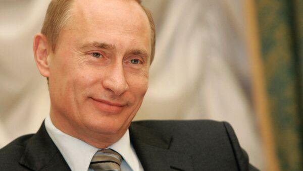 El primer ministro de Rusia, Vladímir Putin - Sputnik Mundo