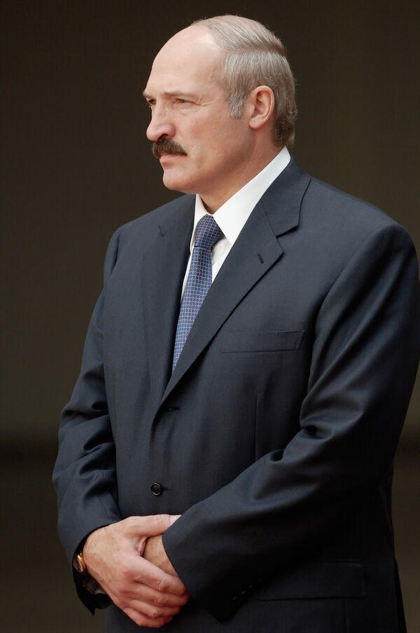 Alexandr Lukashenko - Sputnik Mundo
