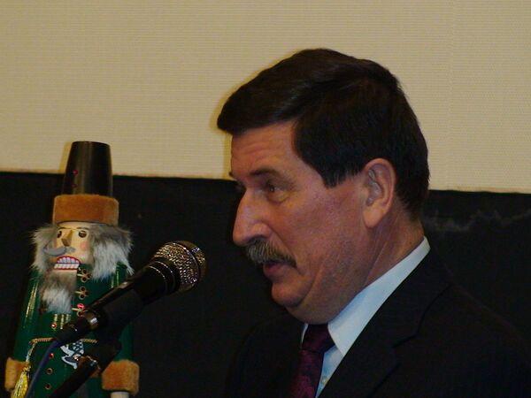 El director de La Casa Rusa, Mijail Vladímir. - Sputnik Mundo