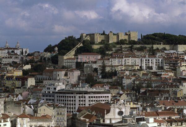 Вид на город Лиссабон. Португалия - Sputnik Mundo