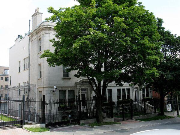 El consulado ruso en Montreal - Sputnik Mundo