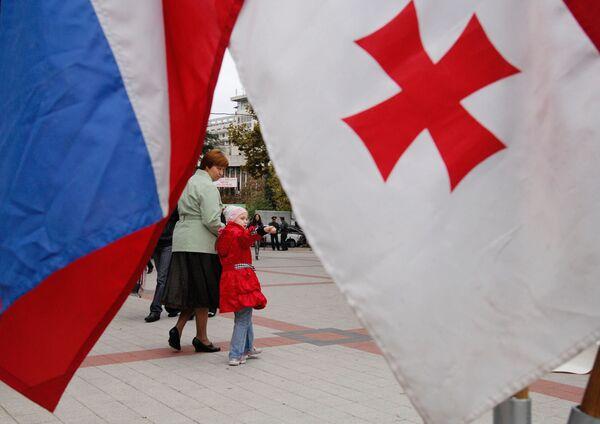 Rusia cooperará con Georgia, pero sin traicionar a Osetia del Sur y Abjasia - Sputnik Mundo