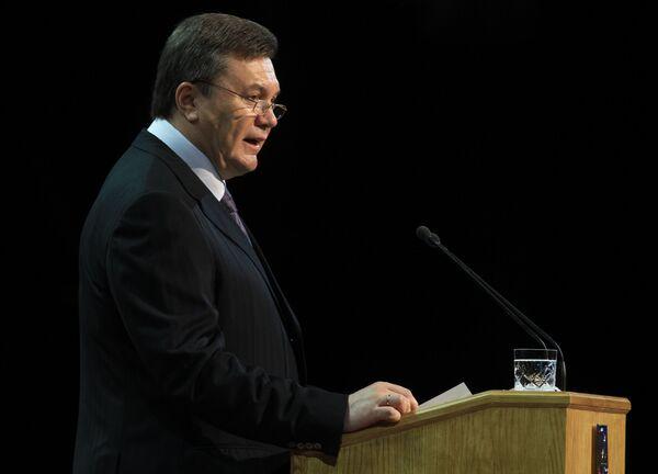 Víctor Yanukovich - Sputnik Mundo