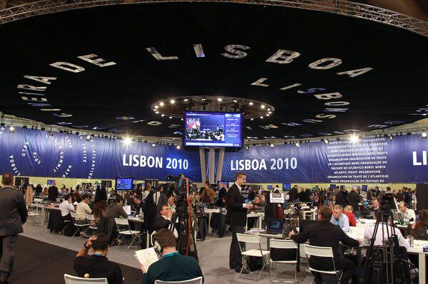 La cumbre de la OTAN de Lisboa. - Sputnik Mundo