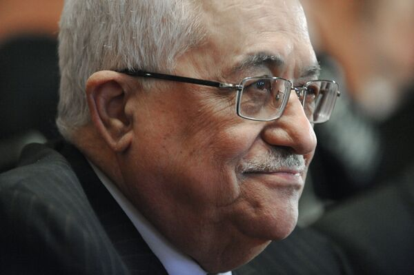 Mahmud Abbas - Sputnik Mundo