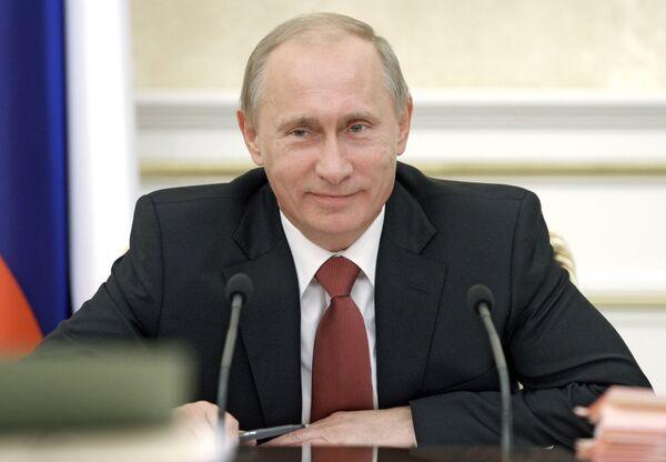 Putin dice que estaba seguro de que Rusia ganaría el derecho a recibir el Mundial de Fútbol - Sputnik Mundo