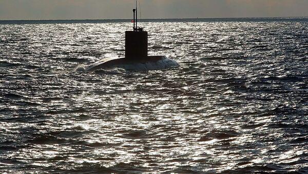 La Armada de Rusia probará un submarino propulsado por  hidrógeno - Sputnik Mundo