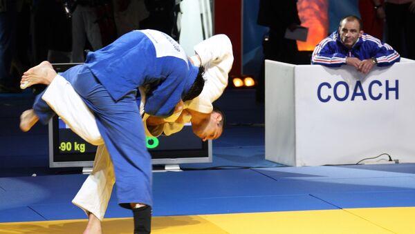 Judo - Sputnik Mundo