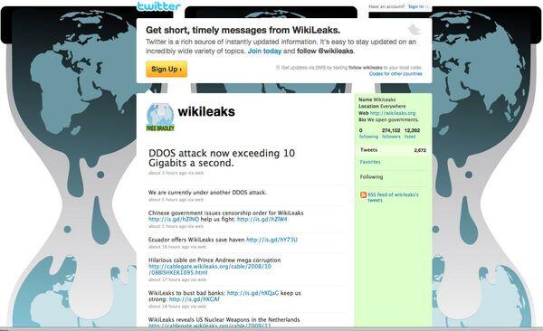 Wikileaks desvela instalaciones extranjeras vitales para seguridad de EEUU - Sputnik Mundo