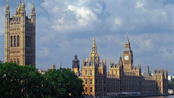 Parlamento británico - Sputnik Mundo