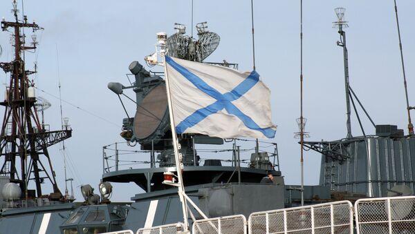 El buque de desembarco Gueorgui Pobedonosets regresa a la Flota del Norte tras reparación planificada - Sputnik Mundo