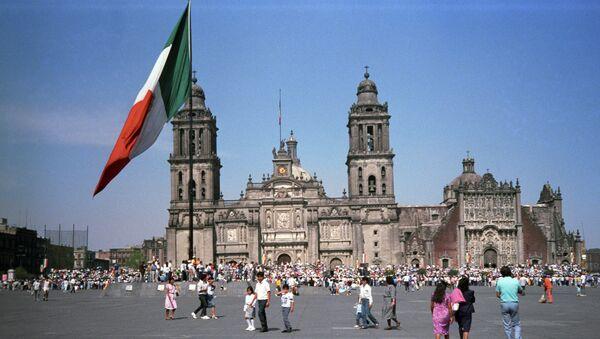 Catedral de la Asunción de María de México  - Sputnik Mundo