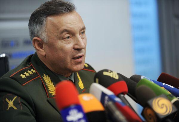 Nicolái Makarov - Sputnik Mundo