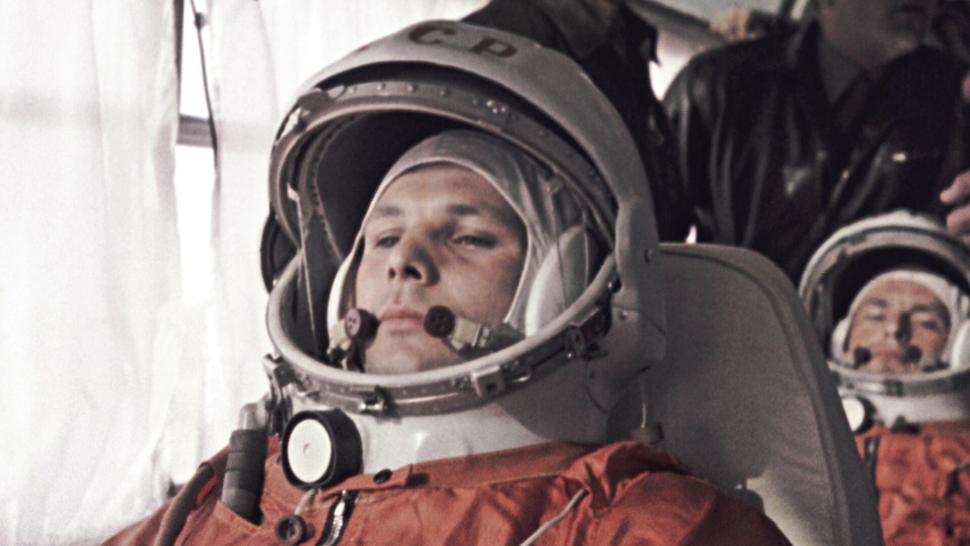Yuri Gagarin - Sputnik Mundo, 1920, 12.04.2021