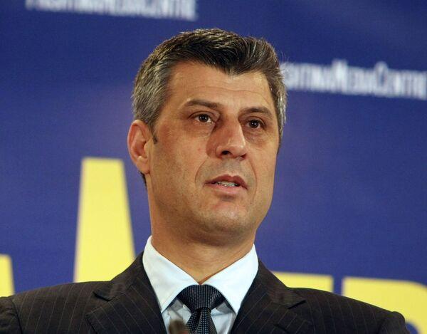 Hashim Thaci - Sputnik Mundo