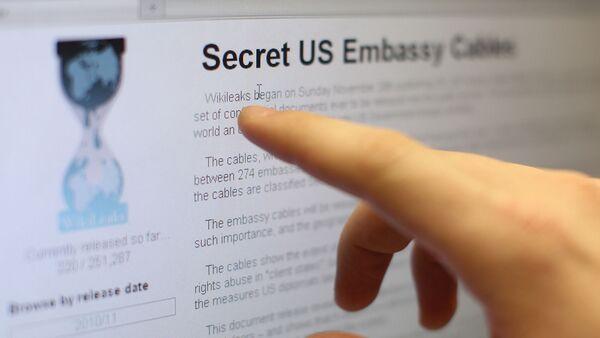 Soldado de EEUU evita declararse culpable o inocente de filtraciones a Wikileaks - Sputnik Mundo
