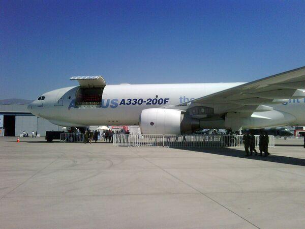 A330  - Sputnik Mundo