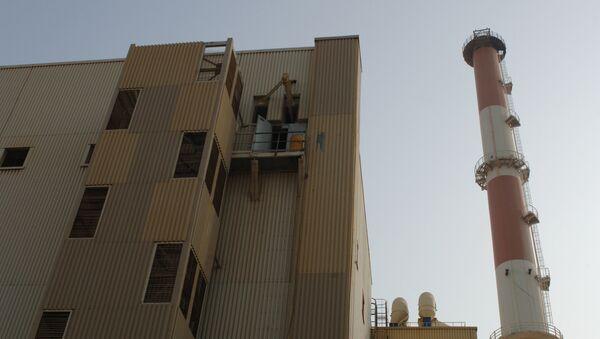 Central nuclear iraní de Bushehr - Sputnik Mundo