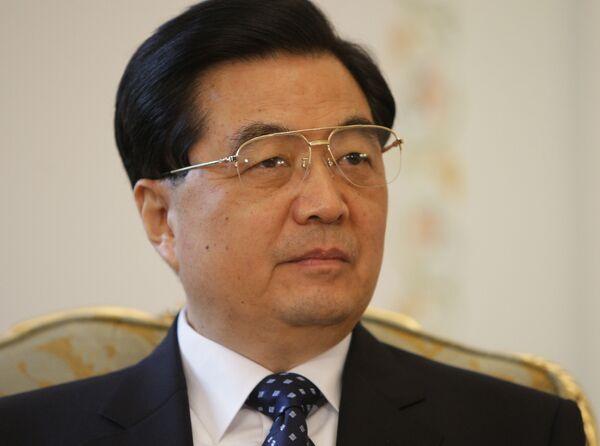 Hu Jintao - Sputnik Mundo