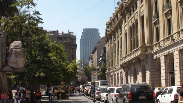 El turismo desde Rusia a Chile aumentó un 50% en 2011 - Sputnik Mundo