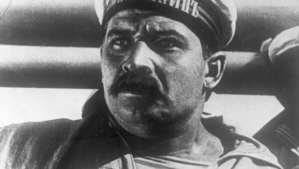 Fotograma de 'El Acorazado Potemkin' - Sputnik Mundo