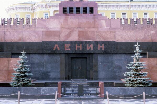 Rusia Unida por ahora descarta que sepultura de Lenin sea iniciativa partidista - Sputnik Mundo
