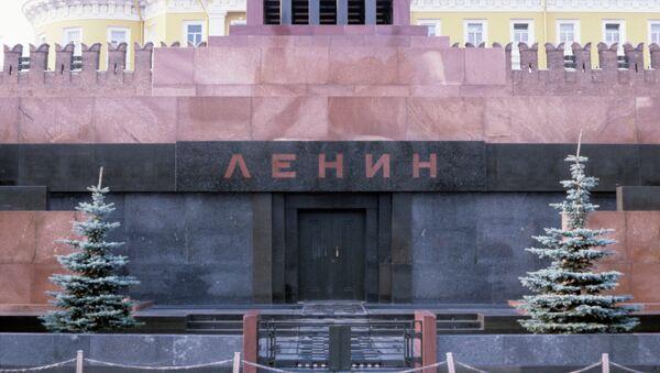 Mausoleo de Lenin - Sputnik Mundo
