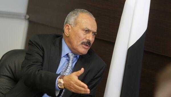 Ali Abdullah Saleh - Sputnik Mundo