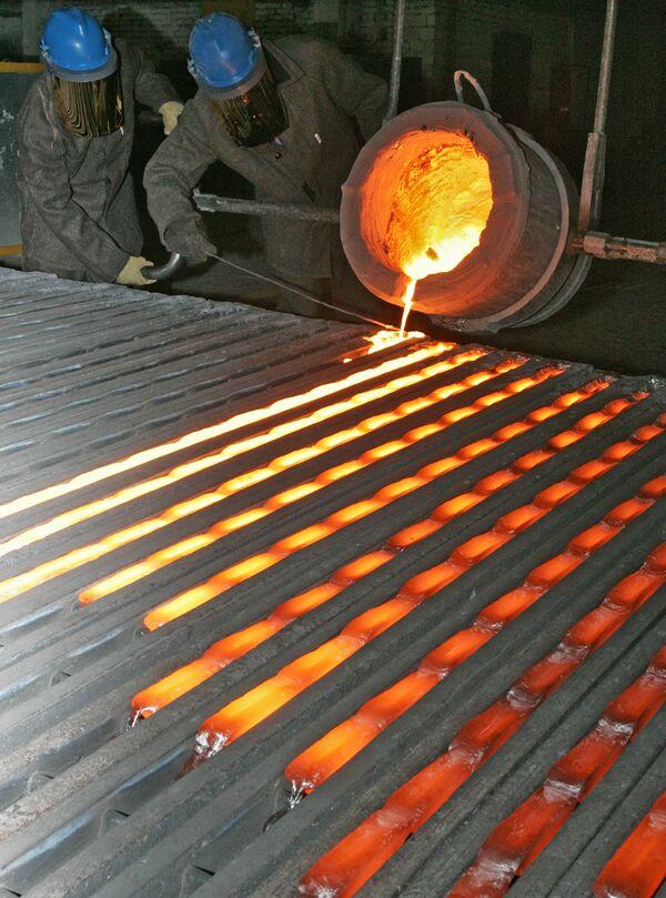 Brasil exporta hierro al precio más bajo de los últimos cuatro años - Sputnik Mundo