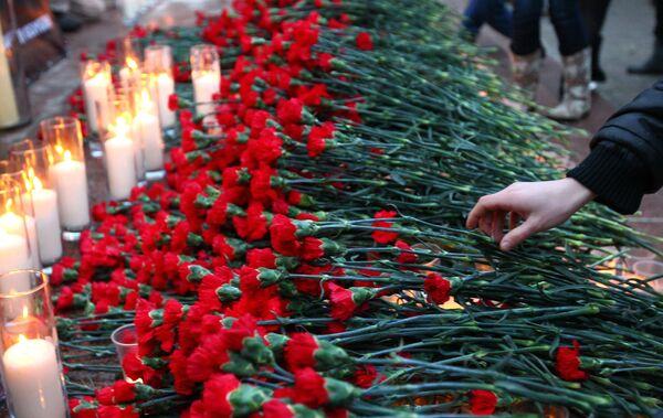 El reciente atentado con explosivos en el aeropuerto de Domodédovo se suma a la lista negra de este martirologio de tragedias.  - Sputnik Mundo