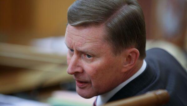 Serguéi Ivanov, exjefe de la administración del Kremlin - Sputnik Mundo