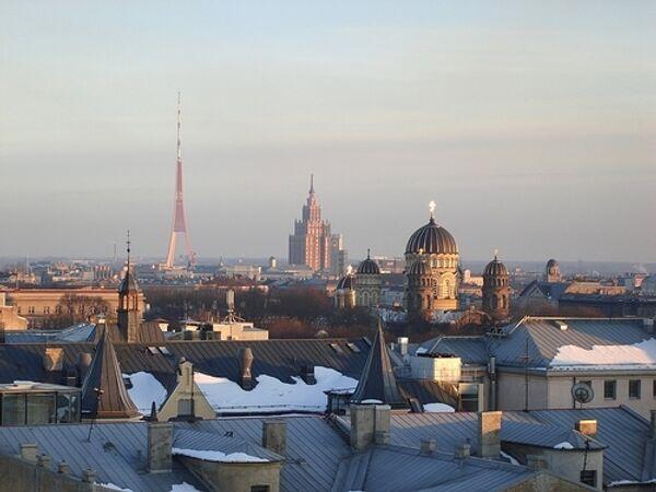 Riga, Letonia - Sputnik Mundo