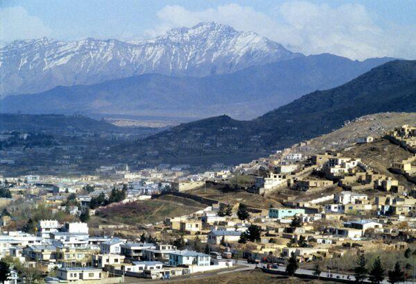 Kabul, Afganistán - Sputnik Mundo