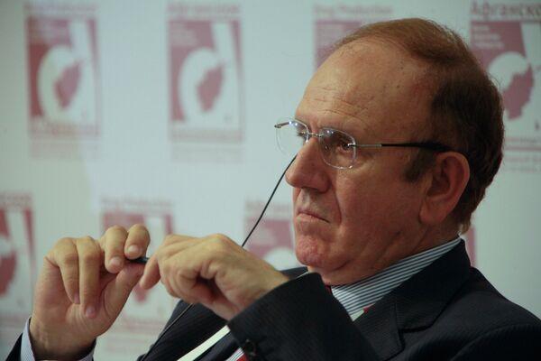 El director de la Oficina de las Naciones Unidas contra las Drogas y el Delito (ONUDD), Pino Arlacchi - Sputnik Mundo