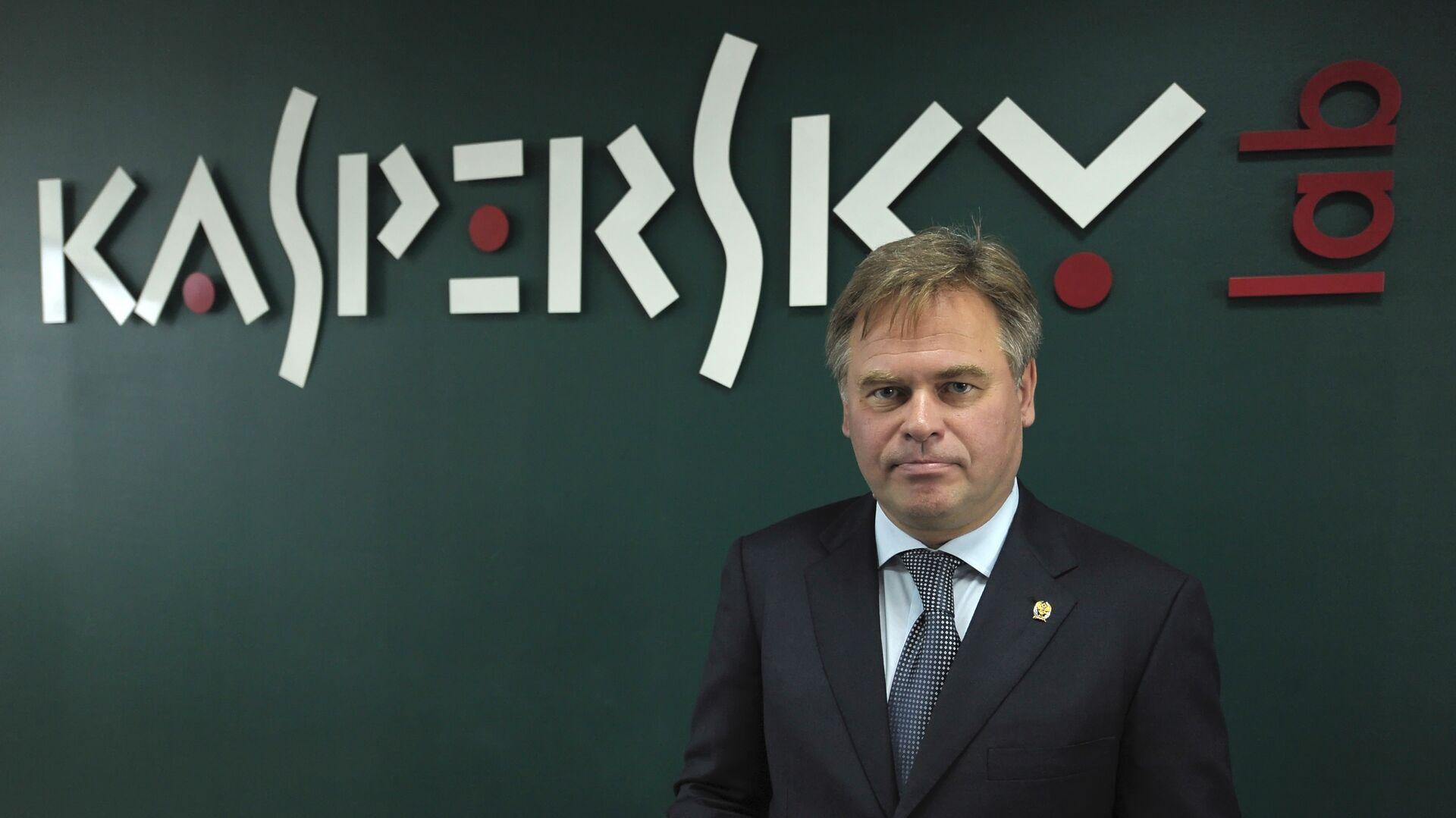 Основатель и руководитель Лаборатория Касперского Евгений Касперский - Sputnik Mundo, 1920, 02.07.2021